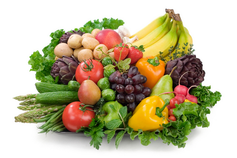 Fruit & Vegetable Platter